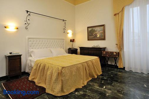 Villa Las Tronas Hotel & Spa - Alghero - Bedroom