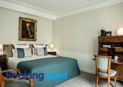 Hôtel des Saints-Pères - Paris - Bedroom