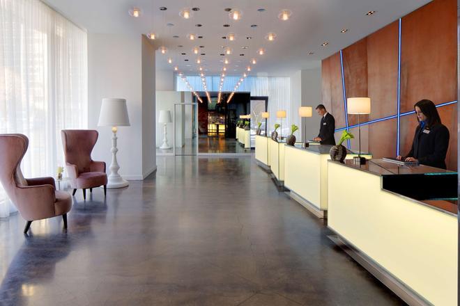 Radisson Blu Aqua Hotel, Chicago, IL - Chicago - Recepción