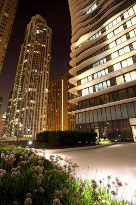 芝加哥水塔麗笙酒店 - 芝加哥 - 芝加哥 - 建築