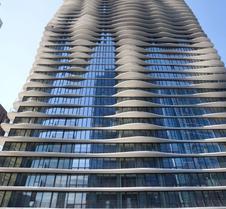 Radisson Blu Aqua Hotel, Chicago, IL