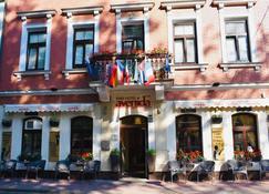 Avenida Park Hotel - Teplice - Edificio