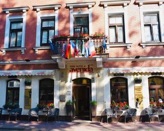 Avenida Park Hotel - Тепліце - Building