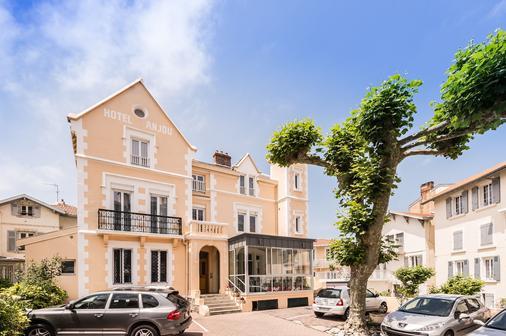 Hôtel Anjou - Biarritz - Toà nhà