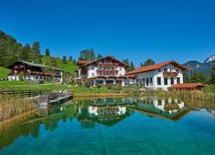 Naturhotel Reissenlehen - Berchtesgaden - Edifício