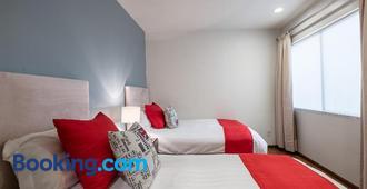 Suites Copérnico Polanco Anzures - Mexico City - Bedroom