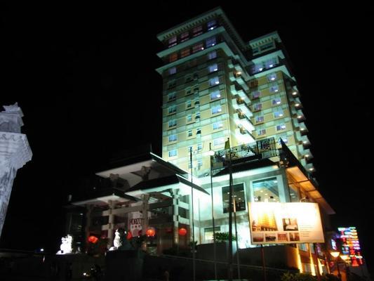 Sogecoa Apart Hotel - Maputo - Building