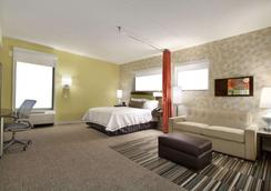 Home2 Suites by Hilton Baltimore/Aberdeen, MD - Aberdeen - Bedroom