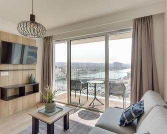 Holiday Suites Boulogne-sur-Mer - Boulogne-sur-Mer - Wohnzimmer