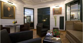 Hotel Duca d'Alba - Ρώμη - Σαλόνι ξενοδοχείου