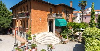 Villa Albertina - Venezia - Edificio