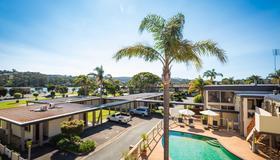 Black Dolphin Resort Motel & Apartments - Merimbula - Uima-allas