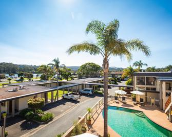 Black Dolphin Resort Motel & Apartments - Merimbula - Pool