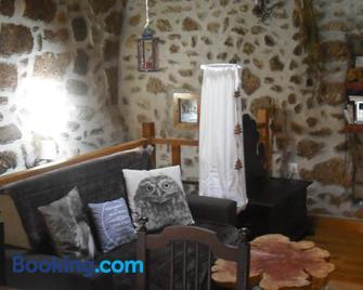 Casa do Beirado - Gouveia - Living room