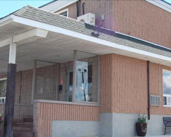 Barons Motor Inn - Carleton Place - Building