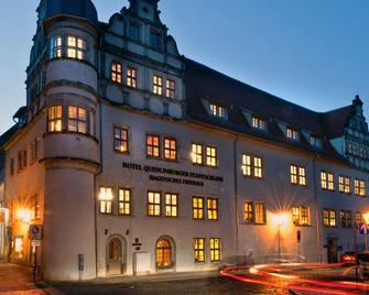 Wyndham Garden Quedlinburg Stadtschloss - Кведлінбург - Building