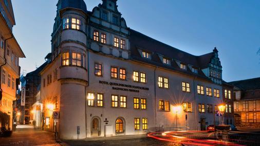 Wyndham Garden Quedlinburg Stadtschloss - Quedlinburg - Rakennus