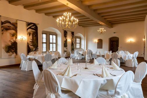 Wyndham Garden Quedlinburg Stadtschloss - Quedlinburg - Banquet hall