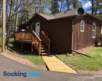 Rockerville Lodge & Cabins - Keystone - Gebäude