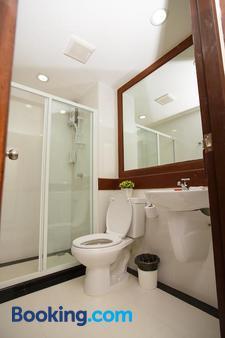 暹羅昌酒店 - 曼谷 - 曼谷 - 浴室