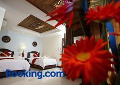 暹羅昌酒店 - 曼谷 - 曼谷 - 臥室