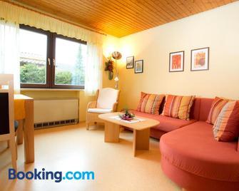 Ferienappartements Mit Herz - Bischofsmais - Living room