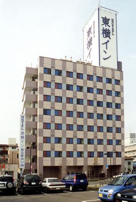 Toyoko Inn Fukushima-Eki Nishi-Guchi - Fukushima - Edificio