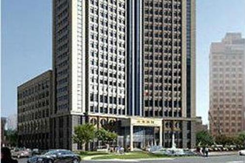 上海遠洋賓館 - 上海 - 建築