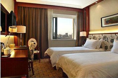 上海遠洋賓館 - 上海 - 臥室