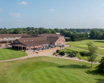 Wensum Valley Hotel Golf and Country Club - Norwich - Bina