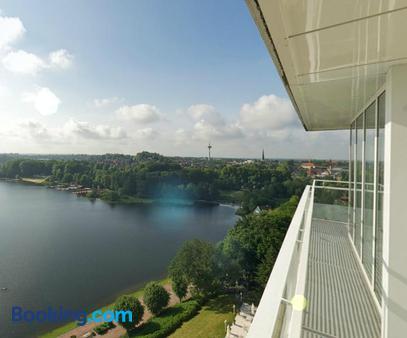 Vitalia Seehotel - Bad Segeberg - Balkon