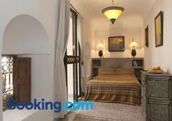 里亞德約素菲酒店 - 馬拉喀什 - 馬拉喀什 - 臥室