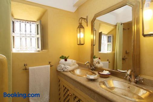 里亞德約素菲酒店 - 馬拉喀什 - 馬拉喀什 - 浴室