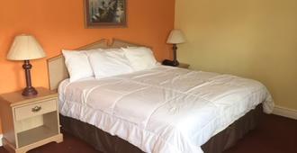 Tower Motel Abilene - אביליין - חדר שינה