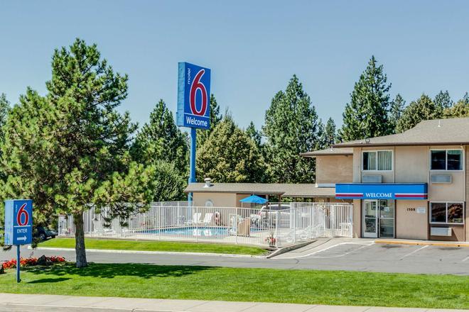 Motel 6 Spokane West - Airport - Σποκέιν - Κτίριο