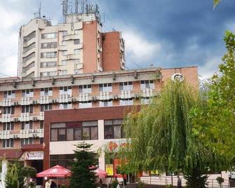 Hotel Gorj - Târgu Jiu - Gebouw