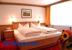 Hotel Garni Central - Kappl - Bedroom