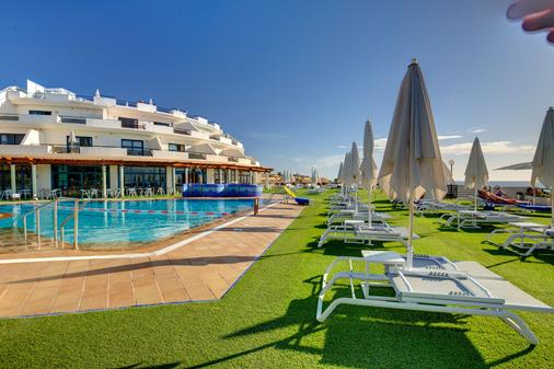 Sbh Crystal Beach Hotel & Suites - Adults Only - Costa Calma - Uima-allas