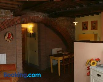 Agriturismo la Torre - Bagni di Lucca - Living room
