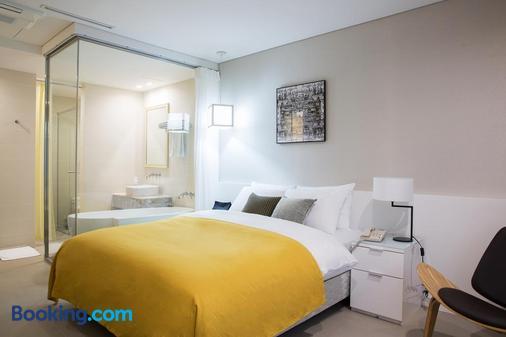 Mate Hotel Bundang - Seongnam - Bedroom