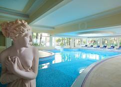 Grand Hotel Trieste & Victoria - Abano Terme - Piscina