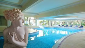 Grand Hotel Trieste & Victoria - Abano Terme - Bể bơi