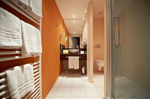 Hotel De La Couronne - Liège - Bathroom