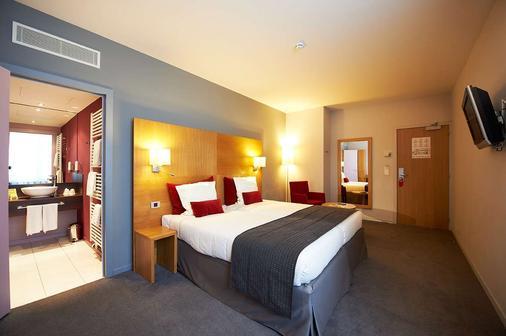 Hotel De La Couronne - Liège - Bedroom