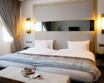 Hotel Imperial Casablanca - Casablanca - Slaapkamer