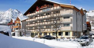Hotel Crystal Engelberg - Engelberg - Edifício