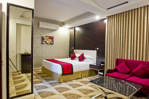 Innotel Luxury Business Hotel - Dhaka - Bedroom