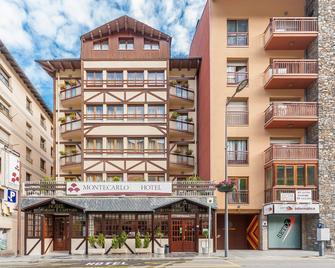 Montecarlo - Encamp - Gebäude