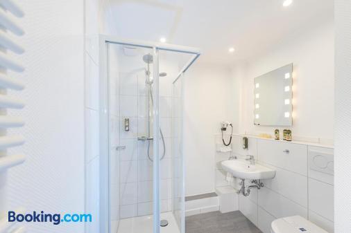 Hotel Westfalia - Bremen - Phòng tắm