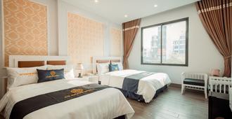Aha An Khanh 2 Hotel - Hanoi - Bedroom